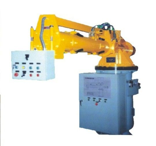 Fixed Arm Sand Mixing Machine Multipurpose For Water Glass Sand Casting Industry